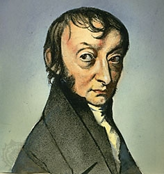 Fig. 1 : Amedeo Avogadro